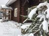 Рубленный дом из вологодских лесов