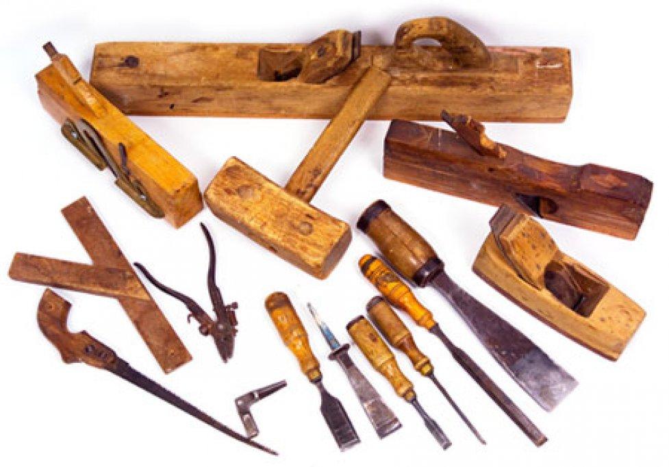 Инструменты вологодских мастеров
